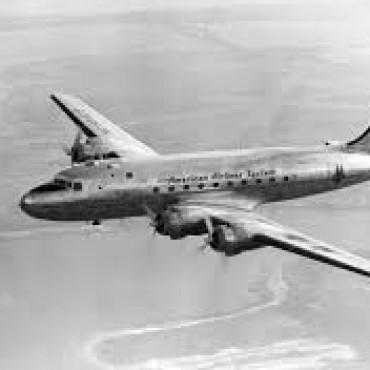 A 59 años de la caída del Douglas DC4 en Bolívar