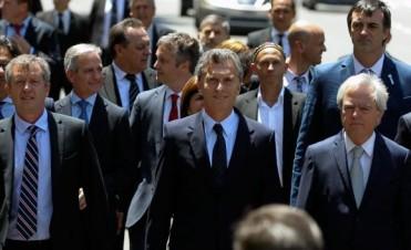 Macri presentó los 100 objetivos de su Gobierno