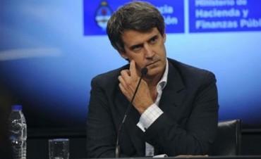 Pidieron la renuncia a Alfonso Prat-Gay