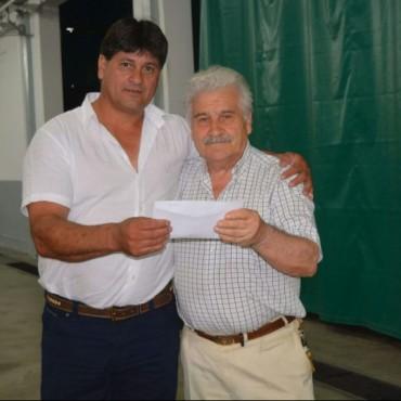 NOVEDADES: Se conocieron los ganadores de la Rifa Anual de Bomberos e Integrantes del Cuerpo Activo recibieron sus ascensos
