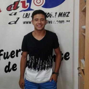 Elías Gutiérrez: 'Este 2017 subo de categoría, es decir a 5ta. División'