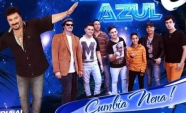 Este viernes llega 'Amar Azul' en el Club Ciudad de Bolívar