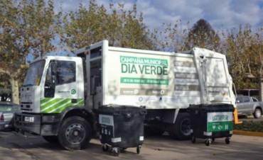 A continuación, cómo será la recolección de residuos durante el fin de semana