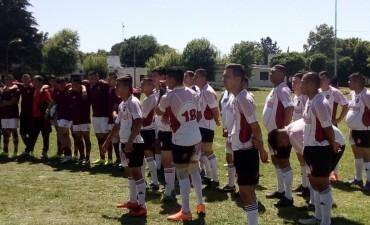 El equipo Catriel Rugby Club de la Unidad N° 2 jugó en Junín