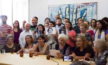 Abuelas comunicó los detalles de la aparición de la hija de Violeta Ortolani