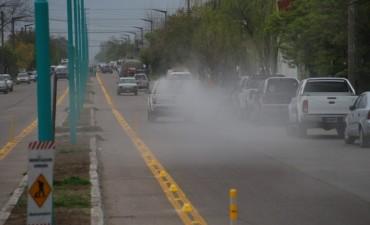 Comienzan las pulverizaciones programadas contra los mosquitos