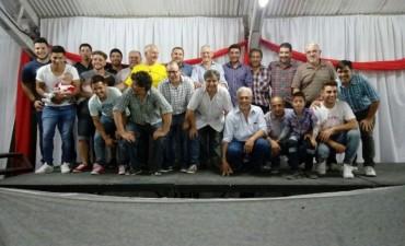 Club Empleados de Comercio despidió el año con una gran cena de más de mil personas