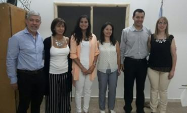 El jueves asumieron los tres Consejeros Escolares de Cambiemos