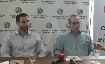 Matías Papaleo: 'El sistema eléctrico argentino se encuentra en emergencia.'