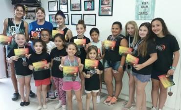 Las alumnas de Silvia Messineo campeonas de la Final Nacional FAGA