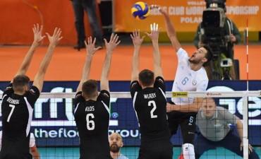 Voley: Bolívar no pudo con Belchatow y quedó sin semifinales en el Mundial de Clubes