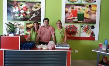 Nueva verdulería 'El Huerto' abrió sus puertas esta semana