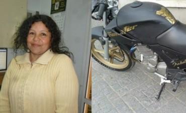 Robaron una moto en desde el interior de una casa en Barrio Vivanco