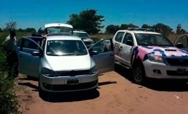 Parte oficial de Patrulla (Drogas Ilícitas): Se secuestraron elementos en un auto