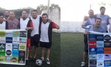 La Sureña y Veterinaria Bolívar campeones del Torneo Comercial Fútbol 5