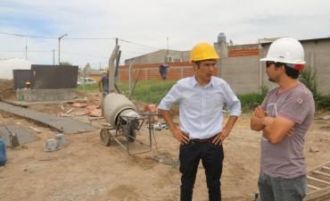Se pondrá en marcha la planta de presurización de agua del barrio 'Las Manzanitas'