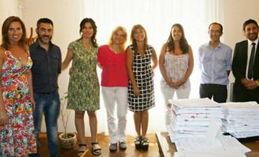 El intendente Pisano recorrió la nueva sede de la Fiscalía local