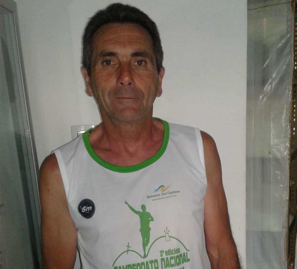 Maratón: Lucio Capiello se consagró Campeón Argentino de Veteranos en Aventura 15 km