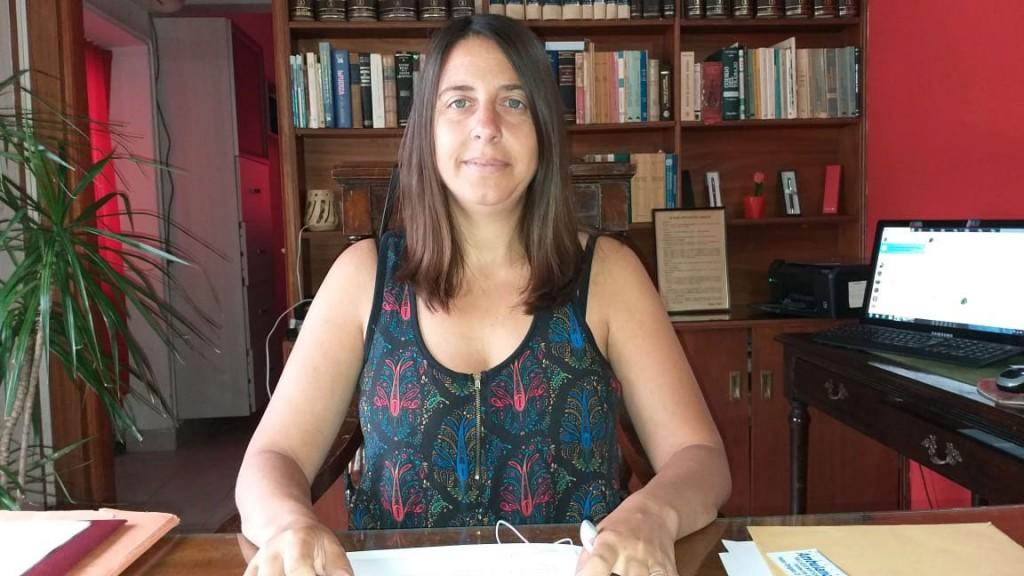 Fernanda Colombo: 'Se dio un consenso generalizado durante toda la sesión y nos llevo a que se desarrollara en un buen clima y con buen dialogo'