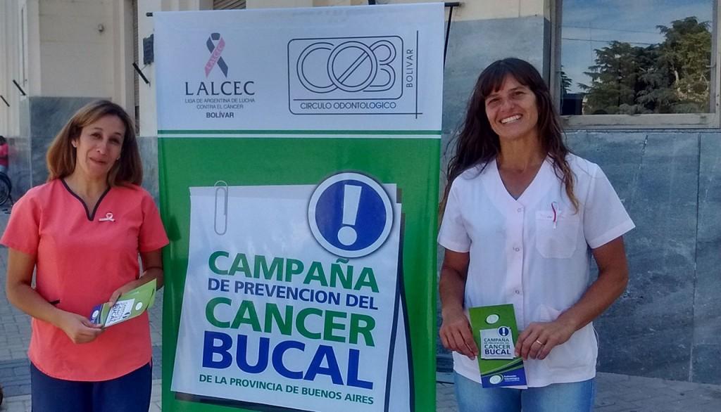 Actividades preventivas en el Día Nacional de la Lucha Contra el Cáncer Bucal