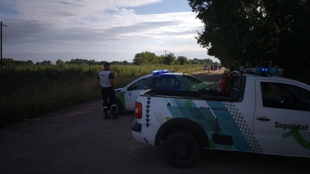 Aprehendieron al conductor del Fiat 147 en el que hallaron muerta a la mujer