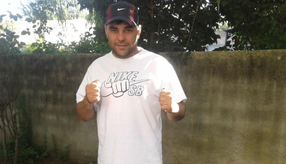 Cristian Leandro llena de Box el club 9 de Julio este próximo viernes 14