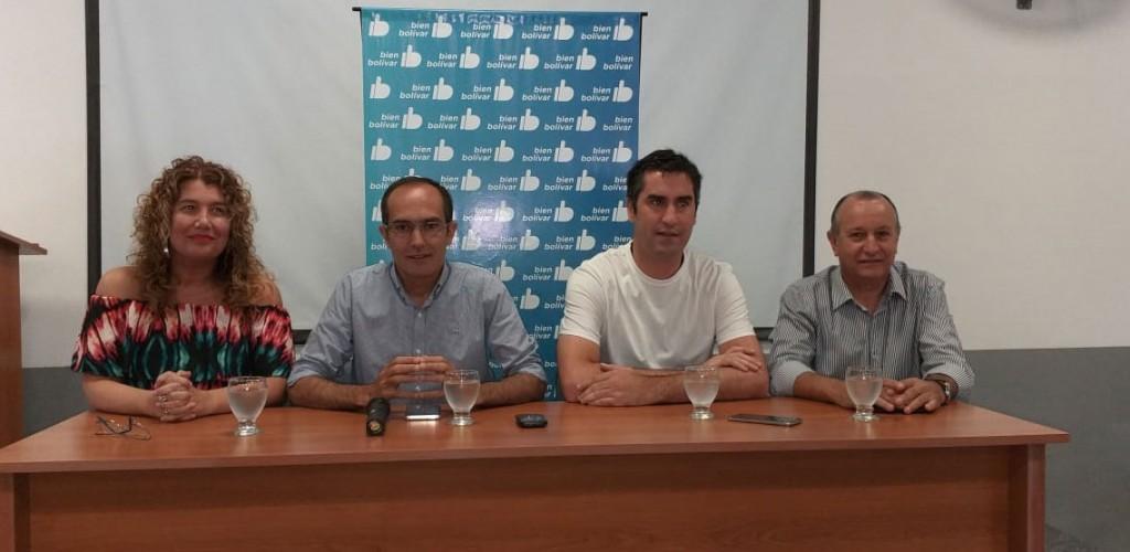Mosca anunció una nueva residencia estudiantil para jóvenes de Bolívar en La Plata
