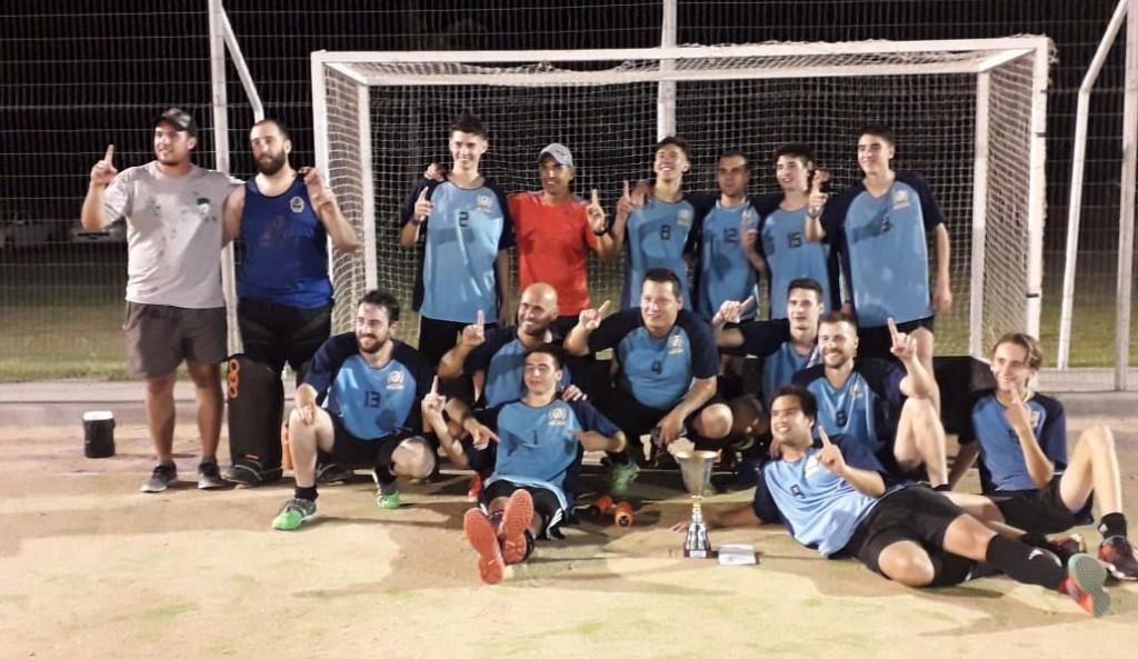 La fusión Bolívar-Henderson de Hockey Masculino se consagró campeón en el Club Ciudad