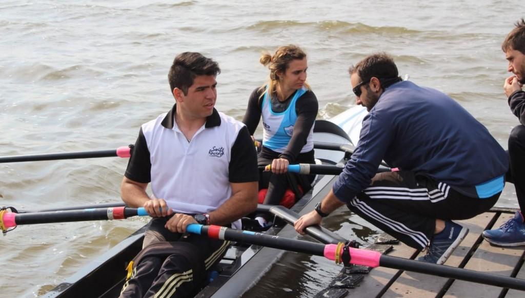 Brenda Sardón: 'En este 2019 vamos por la clasificación a los juegos de Tokio sin ninguna duda'