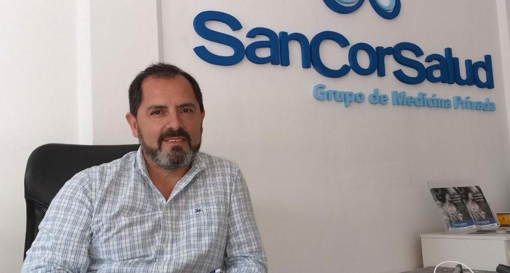 Hugo Castellucci: 'Sancor Salud se ha ido adaptando a la situación actual y ha generado nuevos planes para que la mayoría de las personas puedan acceder'