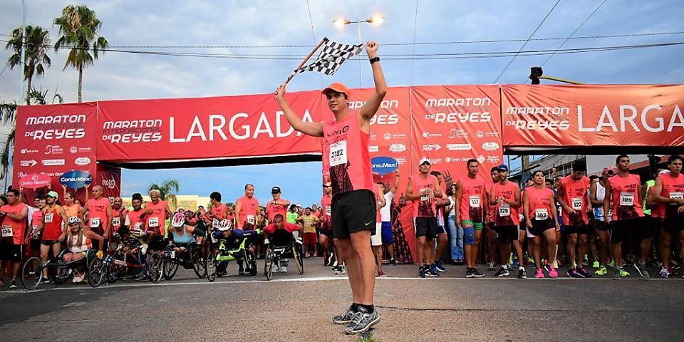 La Municipalidad te acerca a la Maratón Internacional de Reyes en la ciudad de Concordia