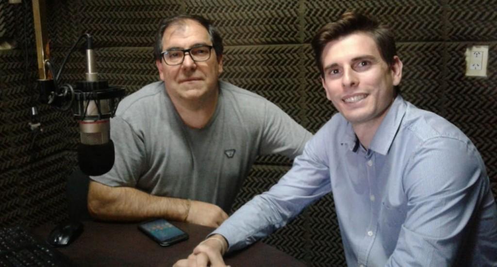 Ezequiel Casartelli: 'El espíritu del Bolívar 2035 es complementar proyectos'