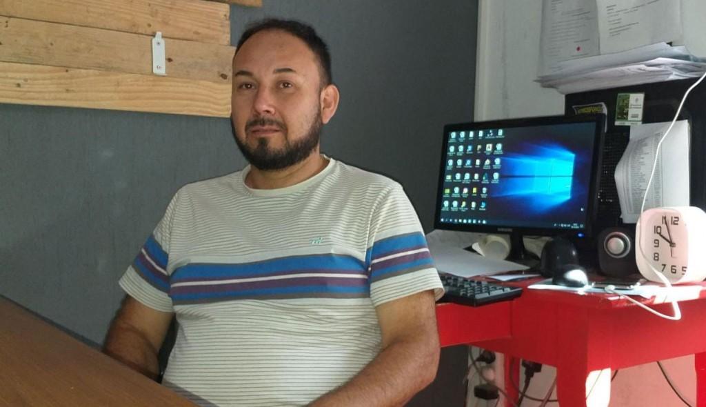 Damián Betancour: 'Pedimos a los vecinos que mantengan los patios y terrenos con pastos cortos'