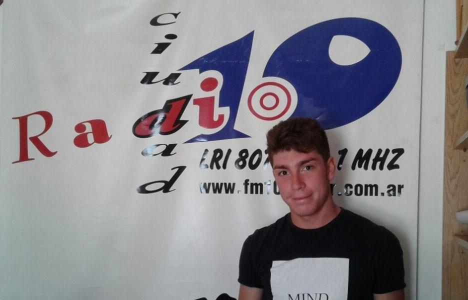 Luciano Colo Molina: 'Me gustaría quedarme acá porque Balonpie es un excelente club'