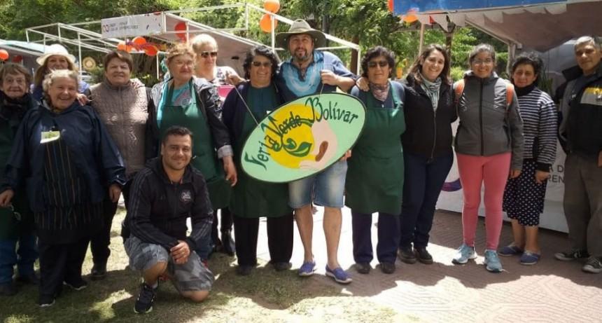 La Feria Verde celebra sus 4 años sorteando una canasta repleta de sus productos