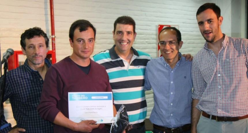 El intendente Pisano participó de la Fiesta del Tambero