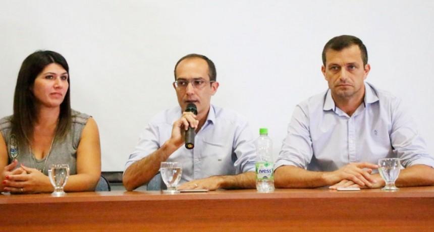 Marcos Pisano superó las 1500 escrituras entregadas
