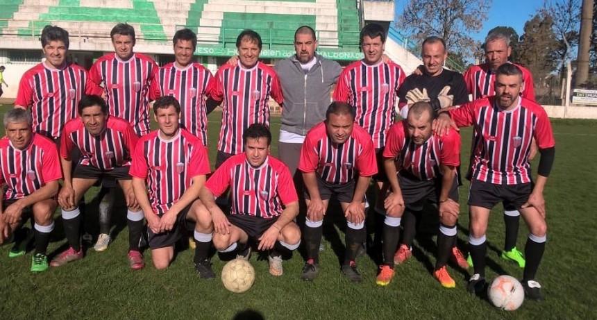 Se jugó la fecha 8 del torneo fútbol senior menores