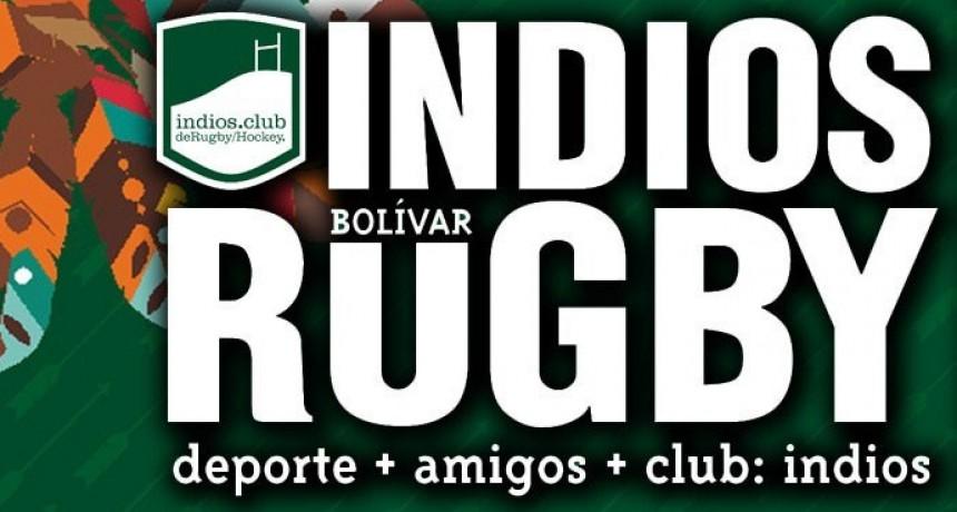 Los Indios Rugby Club despiden el año en la Sociedad Rural