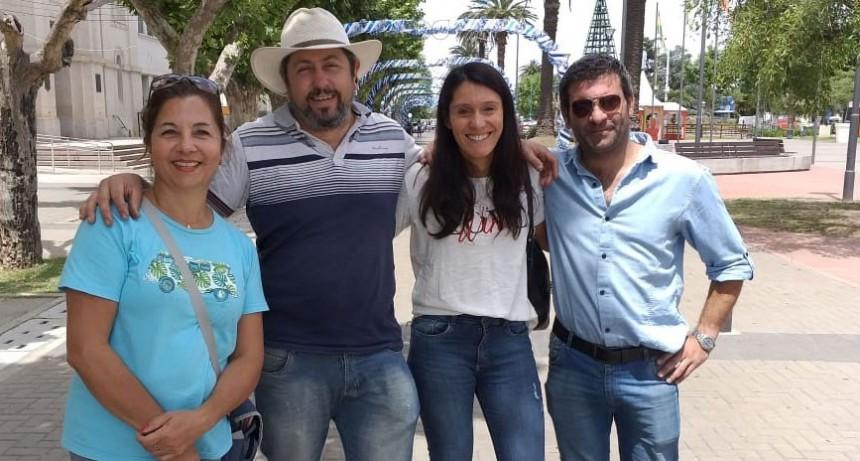 La EEP N.º 1 y la EES N.º 10 organizan Gran Fiesta del Reencuentro en La Vizcaína