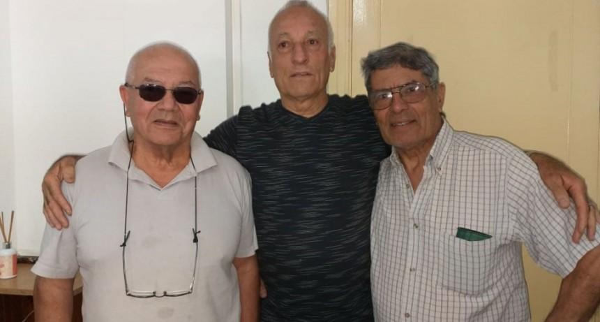 1° Fiesta de Reencuentro de Jubilados Municipales