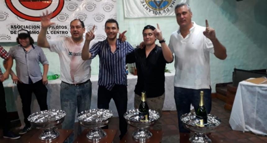 La APTC cerró el 2018 con una gran fiesta en Carlos Casares