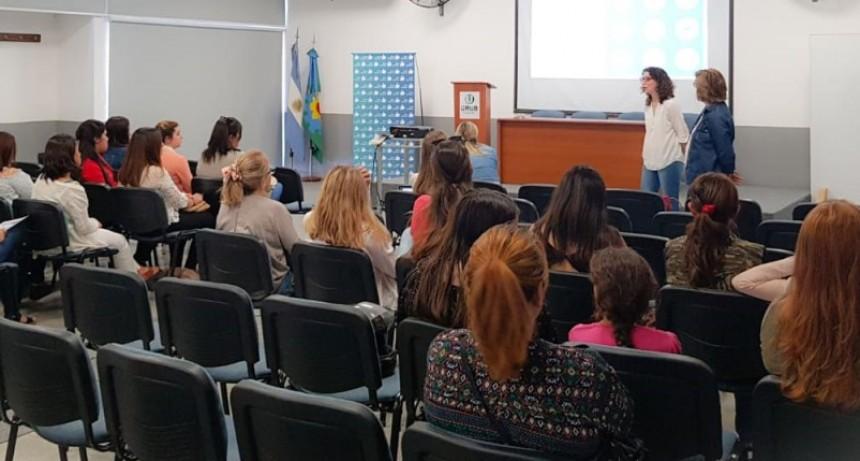 Derechos Humanos participó de un taller con estudiantes de enfermería