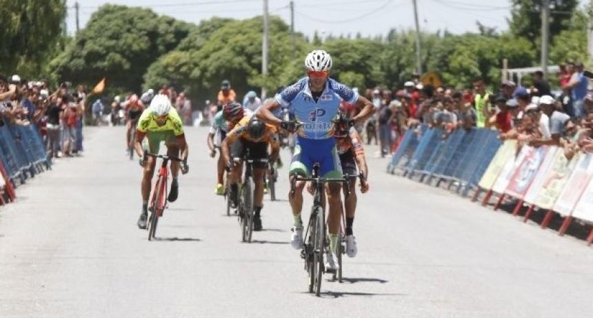 Ciclismo: Dotti y el SEP festejaron en Los Berros