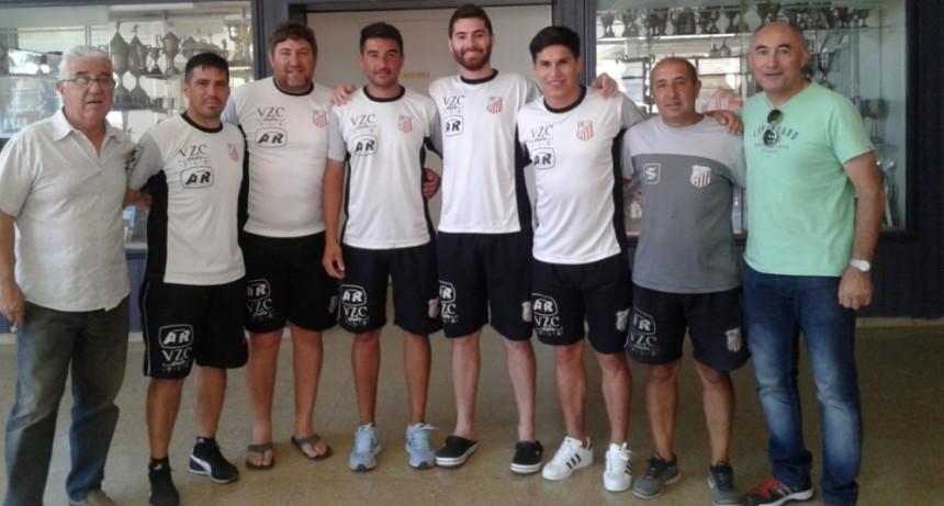 El Club Empleados de Comercio presentó al nuevo cuerpo técnico que se hará cargo de la temporada 2019