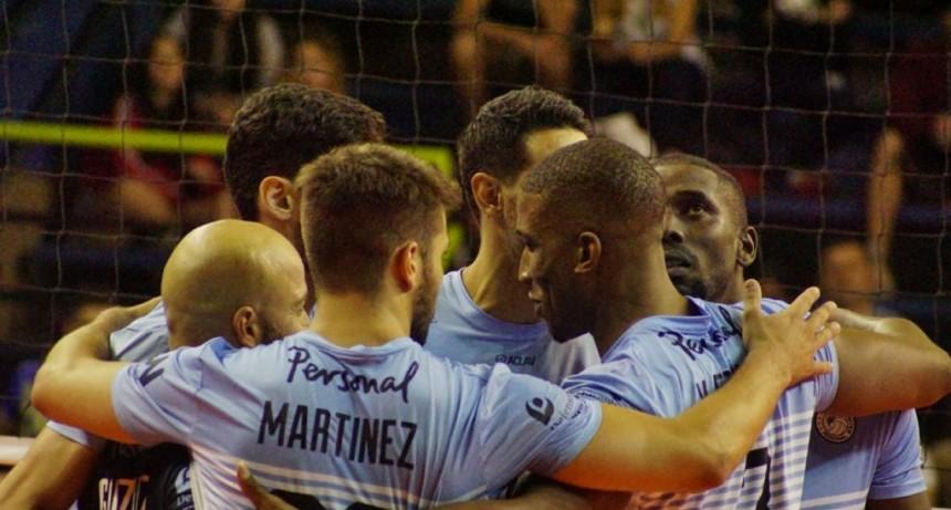 Copa Libertadores de Voleibol: Bolívar Vóley sumó su primer triunfo en la copa