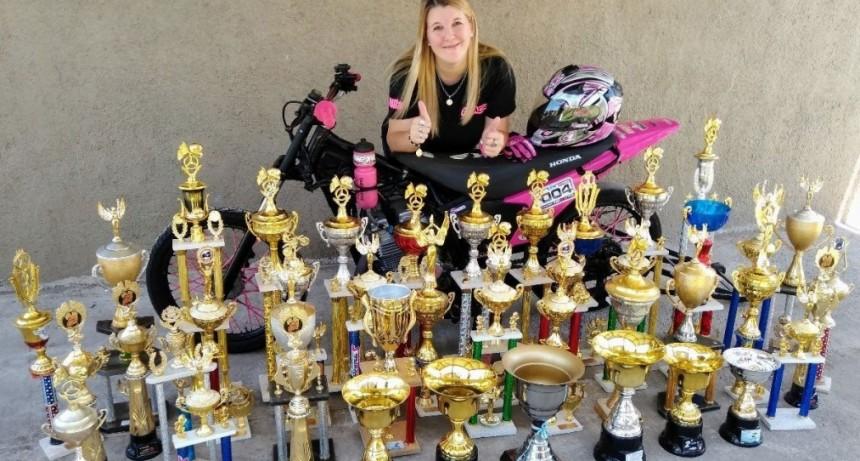 Cintia Cellucio: 'Conseguí el subcampeonato de la Clase 4 con 3 fechas menos corridas'