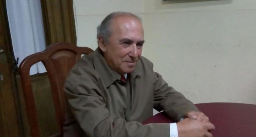 Juan José Nicola: 'La gente tiene la necesidad de tener confianza en los políticos'