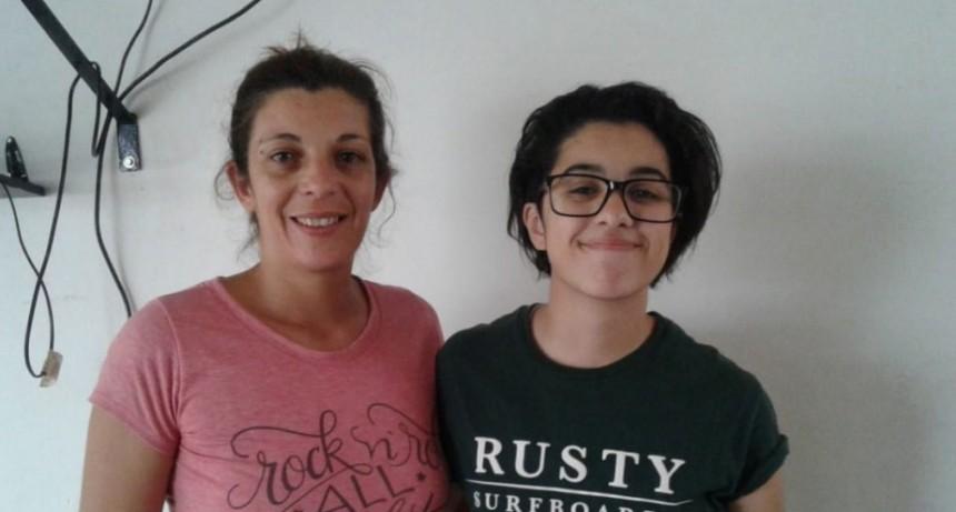 Celeste Rojas y Barbara Grismado viajaron a probarse con el equipo femenino de River Plate