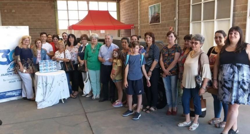 Se realizó el sorteo de La Rifa de las Instituciones organizada por Rubén Montero Automotores